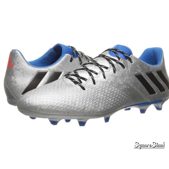 631b996666b5 adidas Shoes | Messi 163 Fg Soccer Cleats | Poshmark